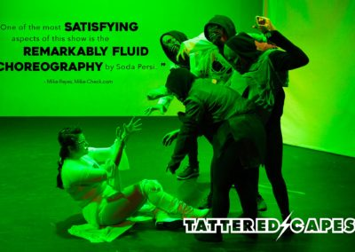 TC Lady Voodoo_green